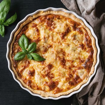 Large Quiche of the day