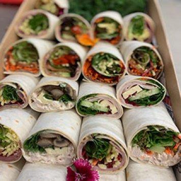Lebanese wrap